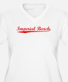 Vintage Imperial B.. (Red) T-Shirt