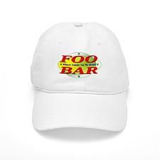 FOO BAR Baseball Cap