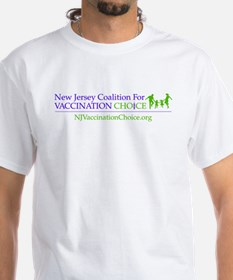 Vaccination Choice Shirt (back design)