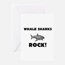 Whale Sharks Rock! Greeting Cards (Pk of 10)