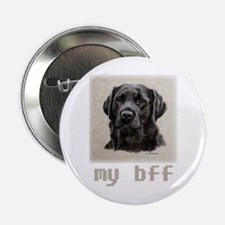 """My bff, Dickens 2.25"""" Button"""