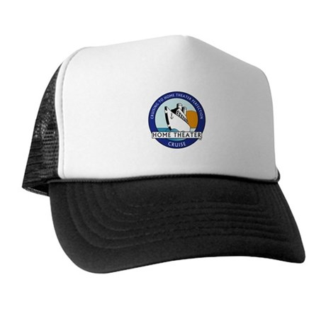 Home Theater Cruise Trucker Hat