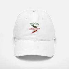 """""""Relish Today, Ketchup Tomorrow"""" Baseball Baseball Cap"""