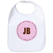 Polka Dot Junior Bridesmaid Bib