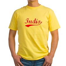 Vintage Indio (Red) T