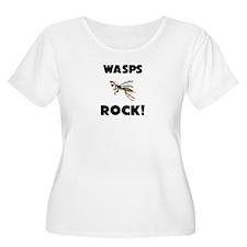 Wasps Rock! T-Shirt