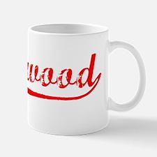 Vintage Inglewood (Red) Mug