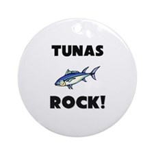 Tunas Rock! Ornament (Round)