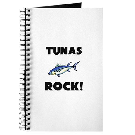 Tunas Rock! Journal