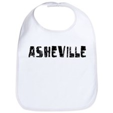 Asheville Faded (Black) Bib