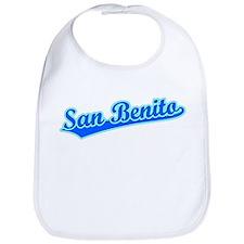 Retro San Benito (Blue) Bib