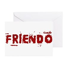 Friendo Greeting Cards (Pk of 20)