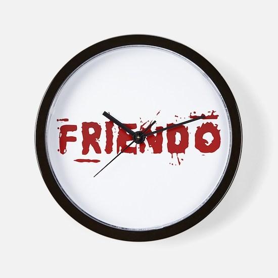 Friendo Wall Clock