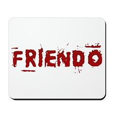 Friendo Mousepad