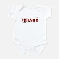 Friendo Infant Bodysuit