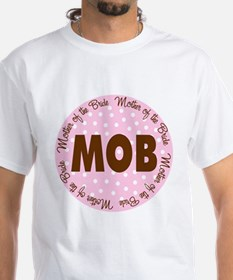 Polka Dot Bride's Mother Shirt