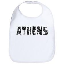 Athens Faded (Black) Bib