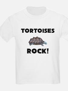 Tortoises Rock! T-Shirt