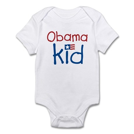 Obama Kid Infant Bodysuit