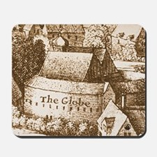 The Globe Theatre Mousepad