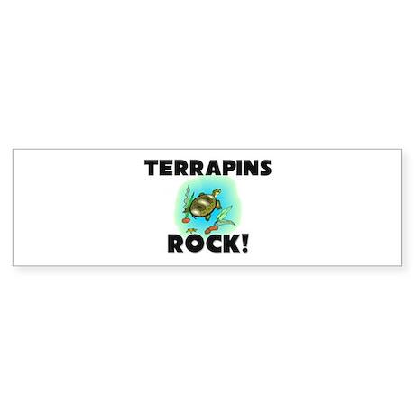 Terrapins Rock! Bumper Sticker