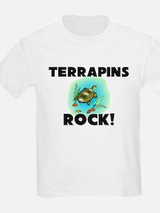 Terrapins Rock! T-Shirt