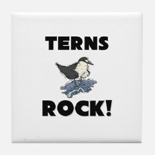 Terns Rock! Tile Coaster