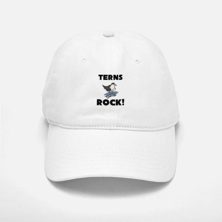 Terns Rock! Baseball Baseball Cap