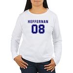 Heffernan 08 Women's Long Sleeve T-Shirt