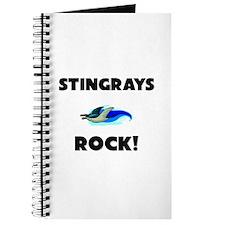 Stingrays Rock! Journal