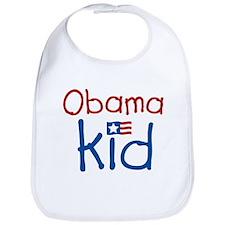 Obama Kid Bib
