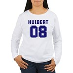 Hulbert 08 Women's Long Sleeve T-Shirt