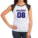 Hulbert 08 Women's Cap Sleeve T-Shirt