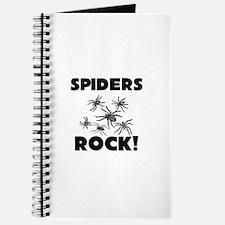Spiders Rock! Journal