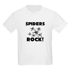 Spiders Rock! T-Shirt