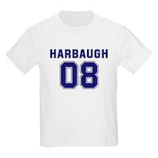 Harbaugh 08 T-Shirt