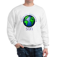 World's Greatest Son Sweatshirt