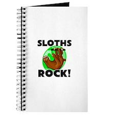 Sloths Rock! Journal