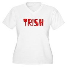 Trish Faded (Red) T-Shirt