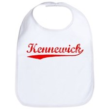 Vintage Kennewick (Red) Bib