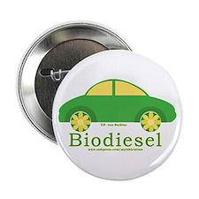 """Biodiesel Car 2.25"""" Button"""