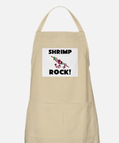 Shrimp Rock! BBQ Apron
