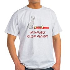 Evil killer bunny T-Shirt