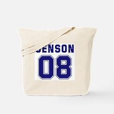 Jenson 08 Tote Bag