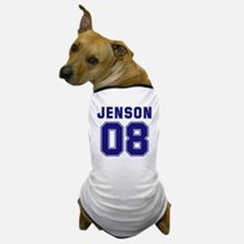 Jenson 08 Dog T-Shirt