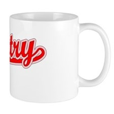 Retro Coventry (Red) Mug