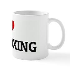 I Love BEATBOXING Mug