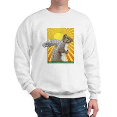 Pop Art Squirrel Sweatshirt