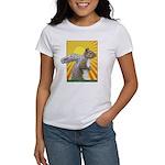 Pop Art Squirrel Women's T-Shirt