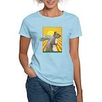 Pop Art Squirrel Women's Light T-Shirt